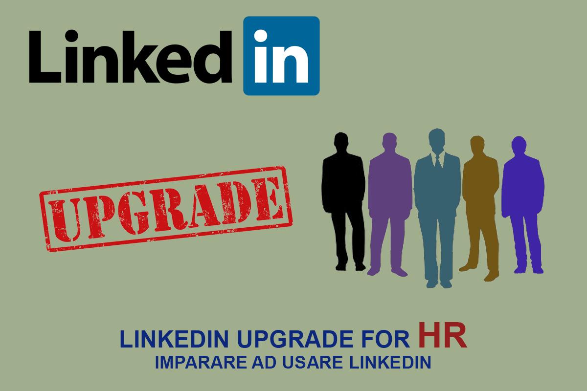 Corso Linkedin UPGRADE HR
