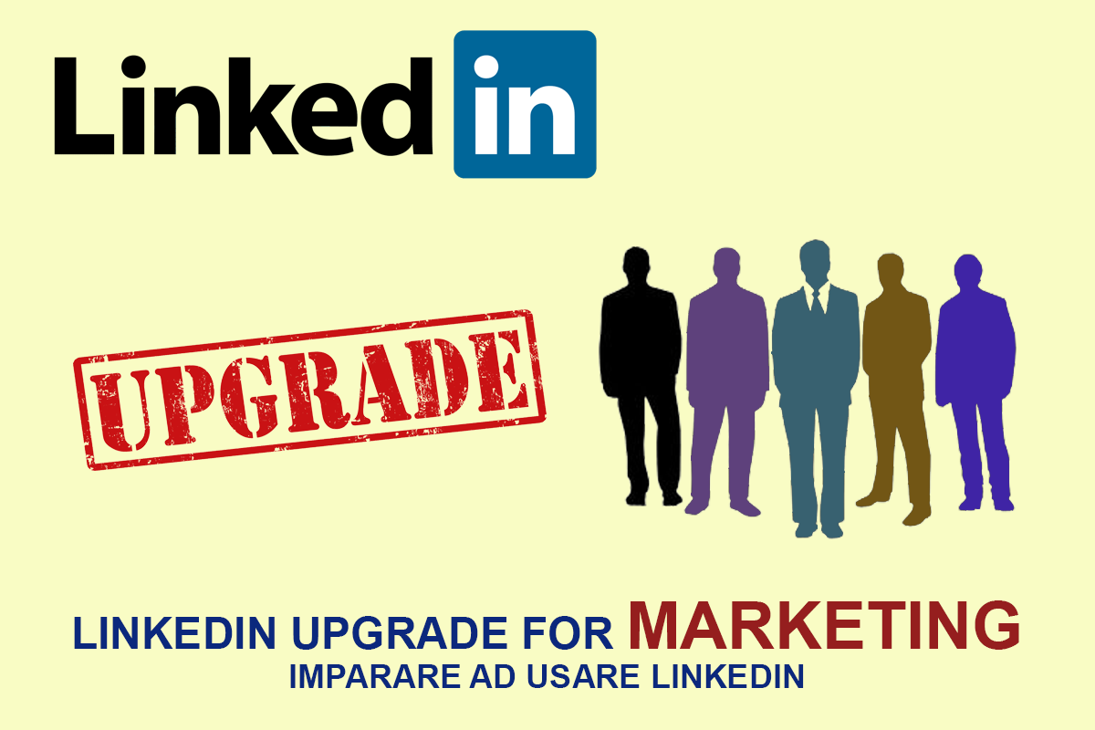 Corso Linkedin UPGRADE MARKETING
