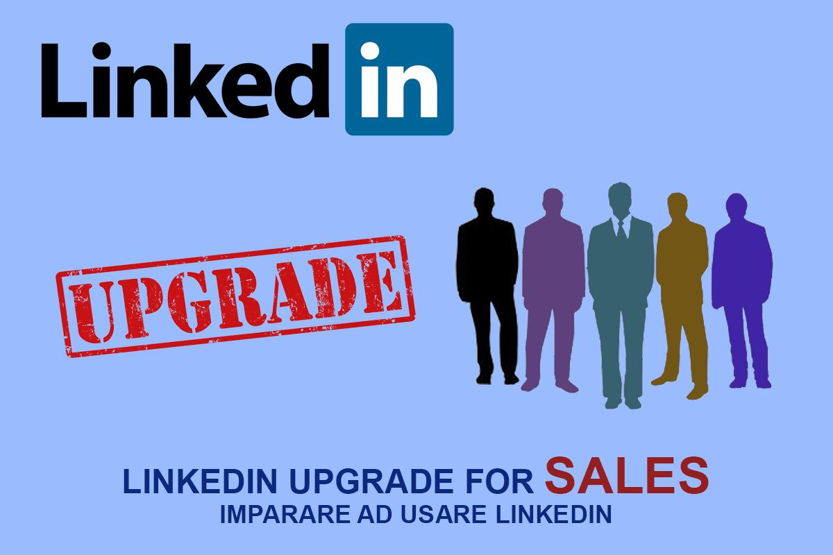 Corso Linkedin UPGRADE SALES